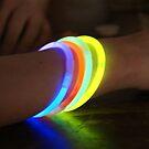 Glow in the Dark Bracelets by lozonline