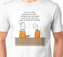 Old Fashioned in Prison Unisex T-Shirt