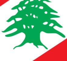 Coat of Arms of Lebanon  Sticker