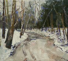 Winter by Michael Creese