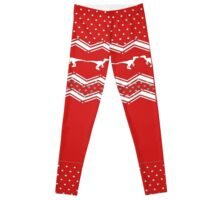 Raptor Christmas Leggings
