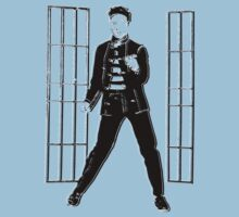 Jailhouse Rock by Octochimp Designs