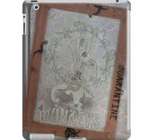 12 Monkeys Light iPad Case/Skin
