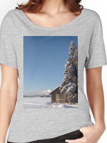 an amazing Finland landscape Women's Relaxed Fit T-Shirt