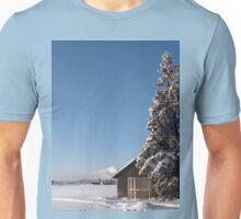 an amazing Finland landscape Unisex T-Shirt