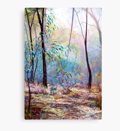 'Wickham Mist 2' Canvas Print
