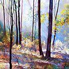 'Wickham Mist 1' by Lynda Robinson