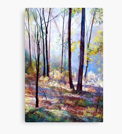 'Wickham Mist 1' Canvas Print