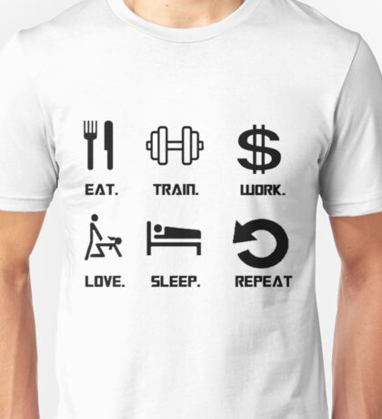 The Everyday Cycle Unisex T-Shirt