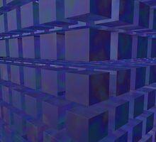 Blue by Alisdair Gurney
