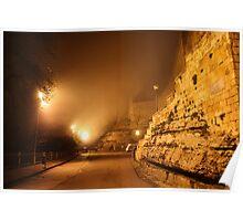 Castello di Lombardia (Enna, Sicily) Poster