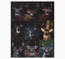 Group of nine - White-tailed Deer T-Shirt