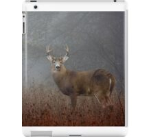 Big Buck - White-tailed deer Buck iPad Case/Skin