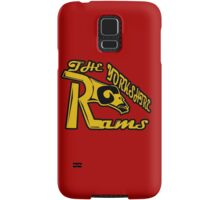 Yorkshire Rams Samsung Galaxy Case/Skin