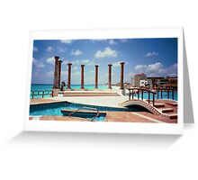 Cancun  Greeting Card