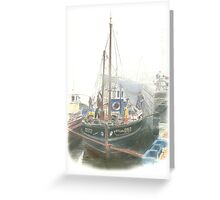Safely Home Greeting Card
