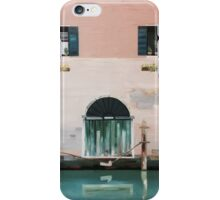 Pink Venice iPhone Case/Skin