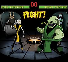 Nightmare Before Kombat by Aaron Morales
