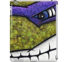 Donatello of Teenage Mutant Ninja Turtles iPad Case/Skin
