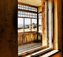 Through the Window by BruceH