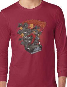 Doof Metal Long Sleeve T-Shirt