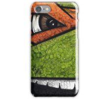 Michaelangelo of Teenage Mutant Ninja Turtles iPhone Case/Skin