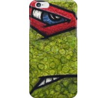 Raphael of Teenage Mutant Ninja Turtles iPhone Case/Skin
