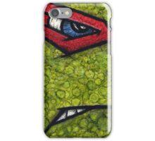 Raphael of Teenage Mutant Ninja Turtles iPhone Case/Skin