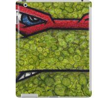 Raphael of Teenage Mutant Ninja Turtles iPad Case/Skin