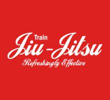 Train Jiu Jitsu - Refreshingly Effective by FightZone