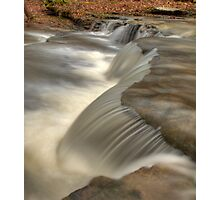 Falls on Bear Branch Photographic Print