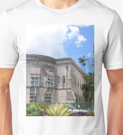 an inspiring Barbados landscape Unisex T-Shirt