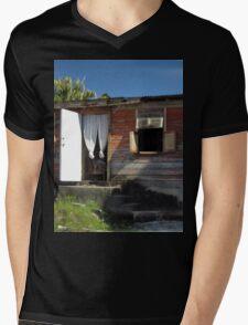 an unbelievable Barbados landscape Mens V-Neck T-Shirt