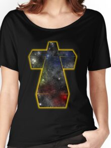 A galaxy of music Women's Relaxed Fit T-Shirt