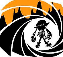 James Bond Splatoon by megtalgearsalad