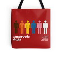 Reservoir Dogs Poster (Unfiltered) Tote Bag