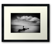 Stranger In A Strange Land Framed Print