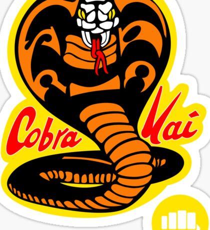 Cobra Kai Sticker