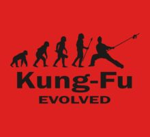 Kung- Fu Evolved One Piece - Short Sleeve
