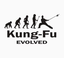 Kung- Fu Evolved One Piece - Long Sleeve