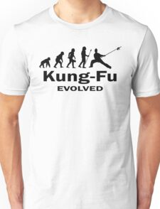 Kung- Fu Evolved Unisex T-Shirt