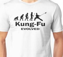 Kung- Fu Evolved Unisex T-Shirt