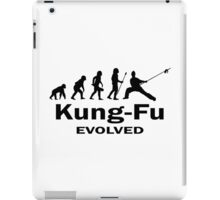 Kung- Fu Evolved iPad Case/Skin
