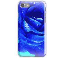 Blue Rose Dreams iPhone Case/Skin