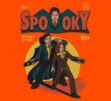 Spooky Comic Kids Clothes