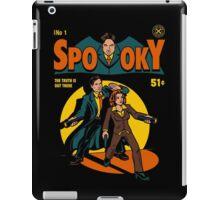 Spooky Comic iPad Case/Skin