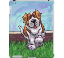 Animal Parade St. Bernard iPad Case/Skin