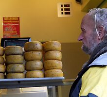 The Big Cheese. Bruges, Belgium. by David Dutton