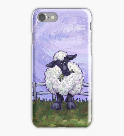 Animal Parade Sheep iPhone Case/Skin