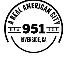 A Real American City Riverside CA by GiftIdea